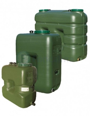 Sotralentz Depósito Agua Maleta - 2.000 L (L-164 xA-88 xAlt-180 cm) - SOTRALENTZ