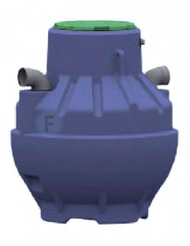 Sotralentz Separador de Hidrocarburos - 10 L /Seg. (L-150 xA-150 xAlt-196 cm) - SOTRALENTZ
