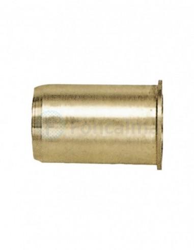 Manguito Refuerzo Pe Latón Embridada R/H - 75mm - Tradesa