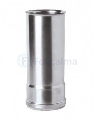 Adaptador Inox PS-DP S-P 80 H A 81 H 316l Ø 80mm - Practic