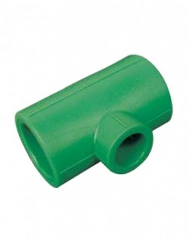 Te PPR Reducida - 40-32-40mm - EGB